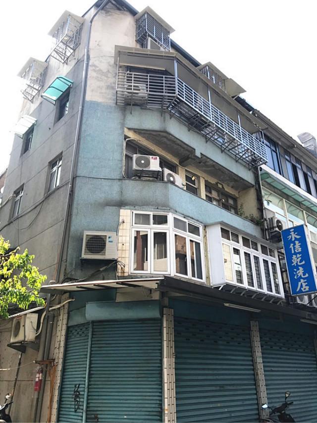 永康街二房美寓,台北市大安區永康街