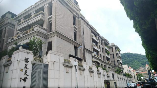 櫻花天母電梯景觀別墅,台北市北投區行義路