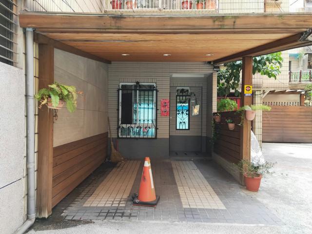 美校車庫一樓,台北市士林區中山北路六段