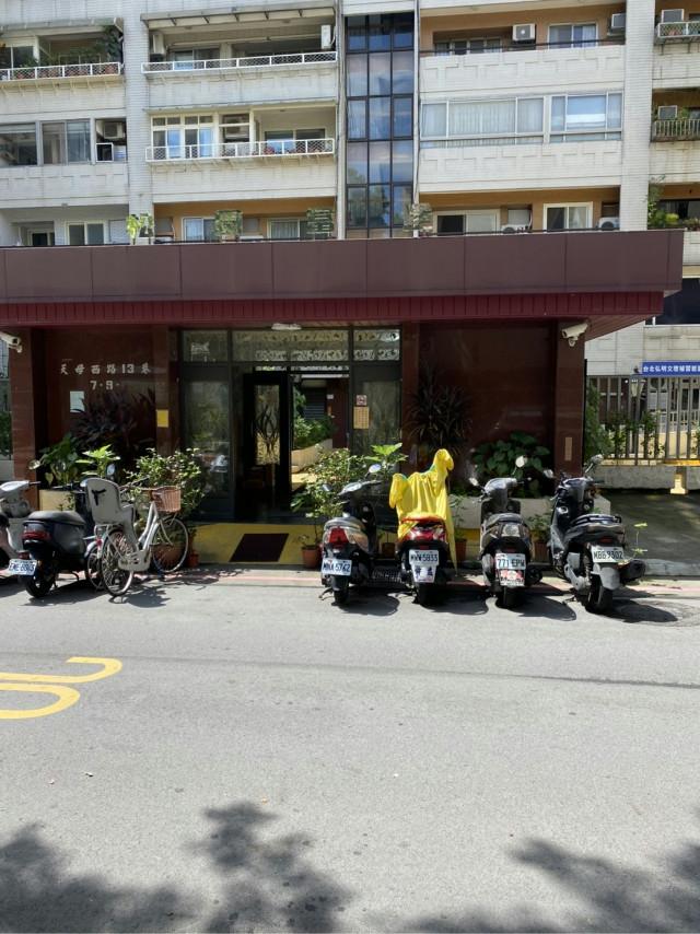 天母西收租住辦,台北市士林區天母西路