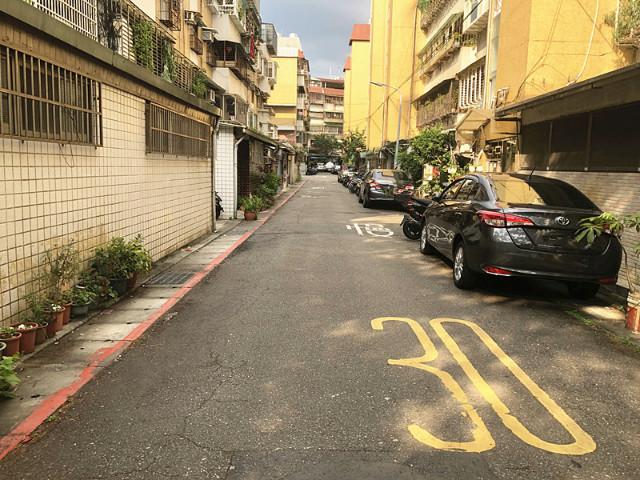 雨聲街貳樓,台北市士林區雨聲街