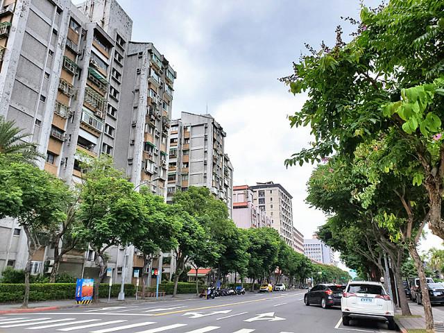 士林景觀小貴族,台北市士林區基河路