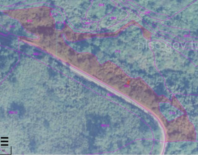 大片臨路農牧用地便宜專賣,新北市雙溪區武丹坑段